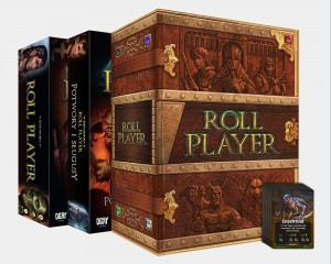 Roll Player FULL ZESTAW - BIG BOX + BONUSY
